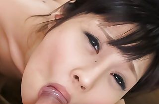 Mari Ariyasu made to suck cock and..