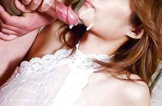 Riina Fujimoto getting played and fingered to..